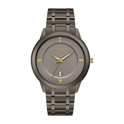 Wittnauer Mens Gray Bracelet Watch-Wn3091