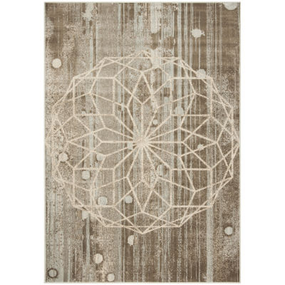 Safavieh Constellation Vintage Collection Ognena Geometric Area Rug