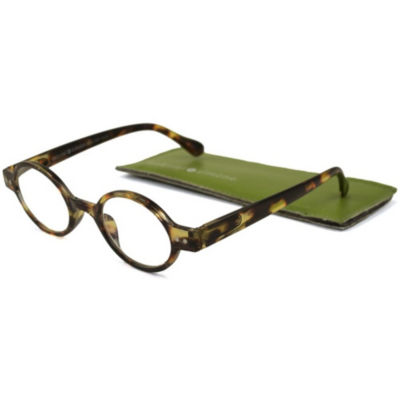 Gabriel + Simone Reading Glasses Remi Shiny Tortoise