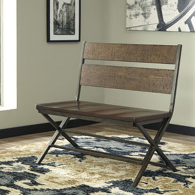 Signature Design by Ashley® Kavara Double Dining Side Chair