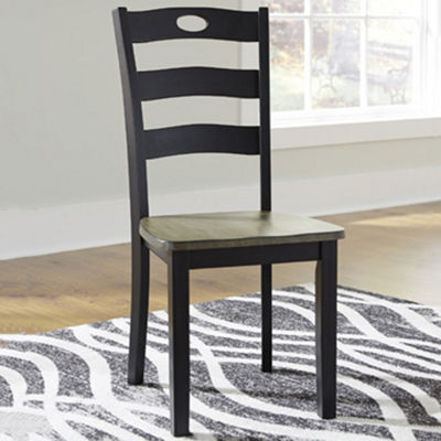 Signature Design by Ashley® Set of 2 Froshburg Dining Side Chairs