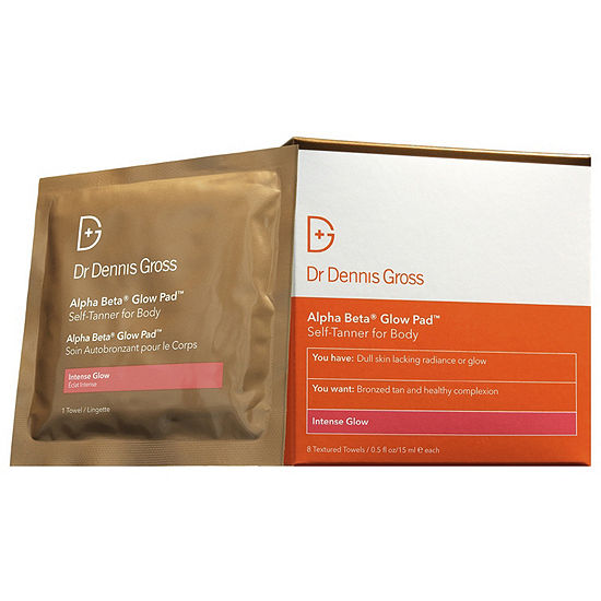 DR. DENNIS GROSS SKINCARE Alpha Beta® Glow Pad™ For Body With Active Vitamin D