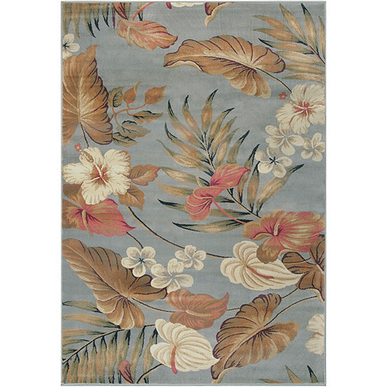 KAS Tropical Rectangular Rugs