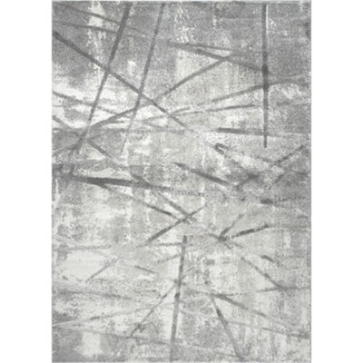 Christian Siriano Roma Cascade Abstract Rectangular Rug