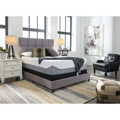 Sierra Sleep by Ashley Loft and Madison 15-Inch Plush Mattress