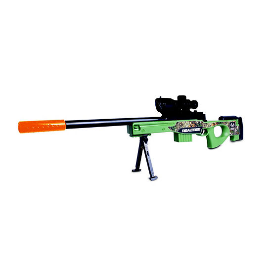 Nkok Realtree® Bolt Action Rifle W/ 12 Soft Darts