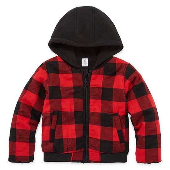 Okie Dokie Midweight fleece Jacket - Boys-Toddler