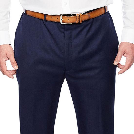 Claiborne Mens Slim Fit Suit Pants - Big and Tall