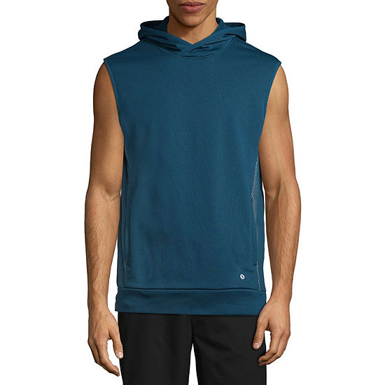 527e106633d84 Xersion Sleeveless Fleece Hoodie JCPenney