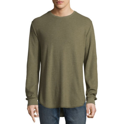 Arizona Mens Round Neck Long Sleeve Thermal Top