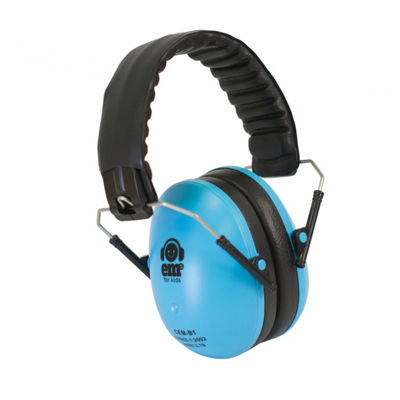 Ems for Kids Hearing & Noise Protection Earmuffs – Blue