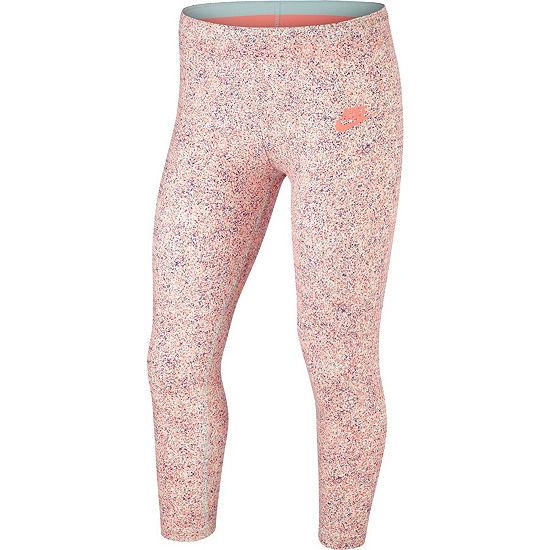 Nike Girls Cropped Pants Big Kid