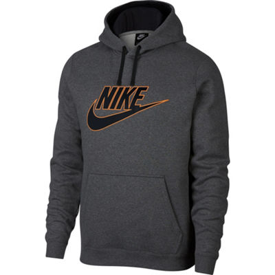 Nike Cotton Graphic Fleece Hoody