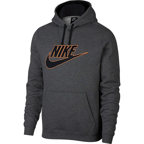 Nike Cotton Graphic Fleece Hoody