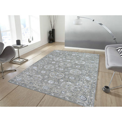 Amer Rugs Urban C Hand-Tufted Wool and Viscose Rug
