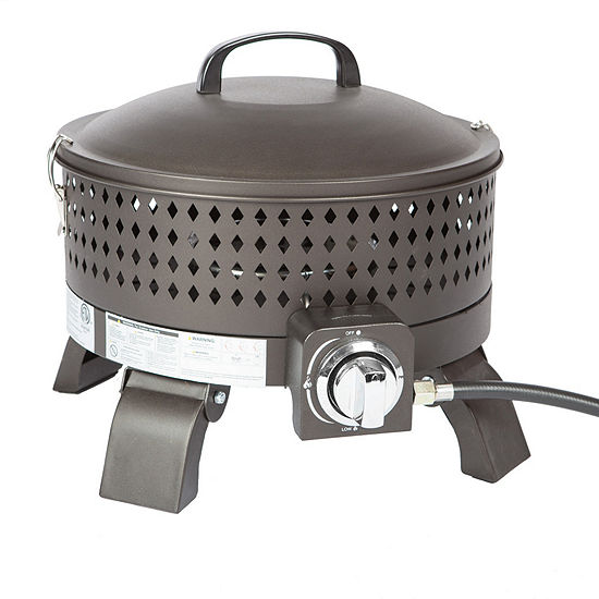 Master Sporty Campfire Portable Gas Fire Pit
