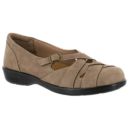 Easy Street Womens Sync Slip-On Shoe Round Toe