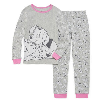 Disney 2-pc. 101 Dalmatians Pajama Set Girls