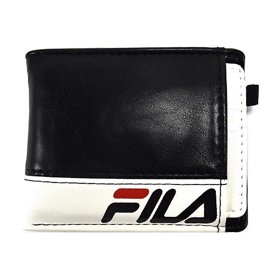 Fila® Graphic Bifold Wallet