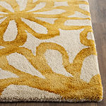 Safavieh Dip Dye Collection Chloe Floral Runner Rug