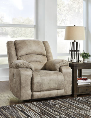 Signature Design By Ashley® Mcgintystone Power Recliner