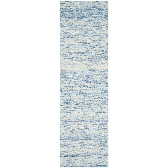 Safavieh Himalaya Collection Zenji Abstract Runner Rug