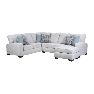 Simmons® Lakeland Chaise Sectional