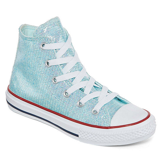 Converse Chuck Taylor All Star Hi Girls Sneakers Lace-up - Little Kids/Big Kids