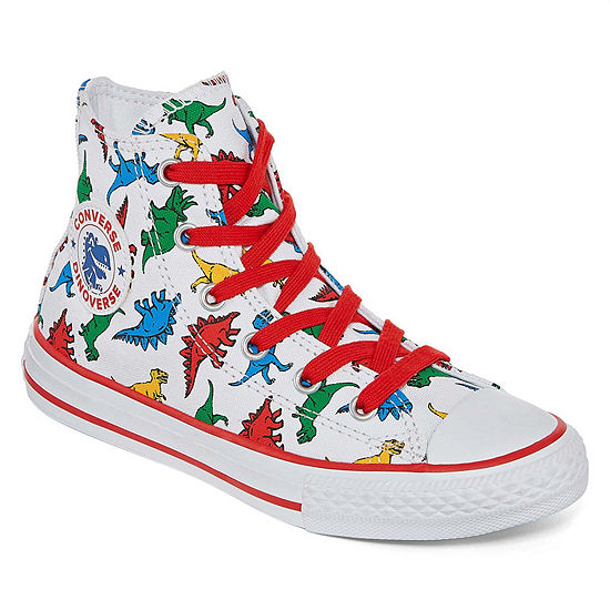 Converse Chuck Taylor All Star Dinoverse Unisex Lace Up Sneakers Little Kid Big Kid