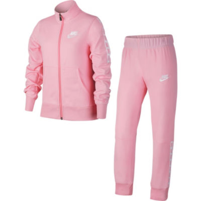 Nike Pink Track Suit - Girls' 7-16