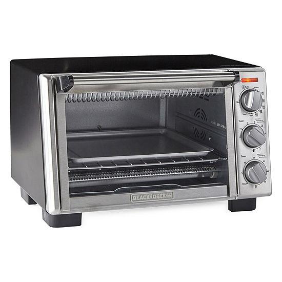 Black+Decker™ 6-Slice Toaster Oven