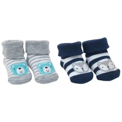 Gerber 2-pk. Baby Socks - Boy