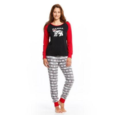 Holiday  #Fam Jams Pant Pajama Set