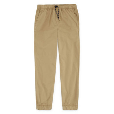 Arizona Flex Woven Jogger Pants Boys 4-20 & Husky