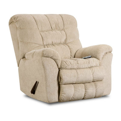 Simmons® Hayden Heat Massage Rocker Recliner