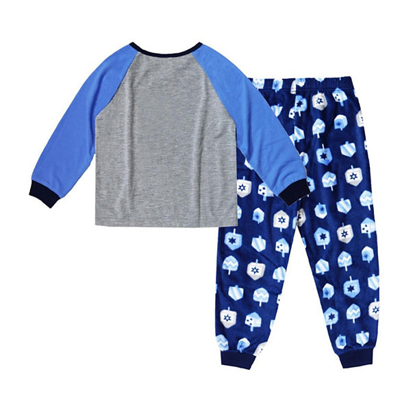 Holiday Famjams Hanukkah 2 Piece Pajama Set - Unisex Toddler