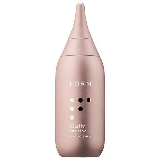 FORM  Clarify. Shampoo