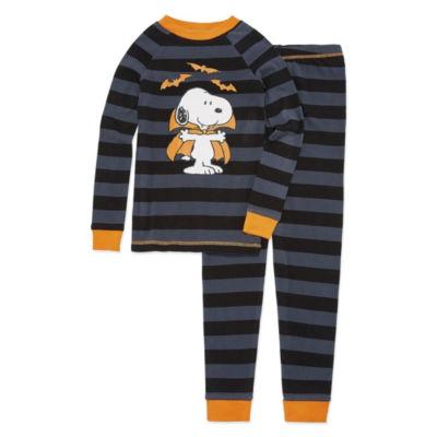 2-pc. Snoopy Pajama Set Boys