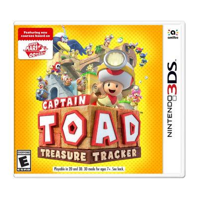 Nintendo 3DS Captain Toad: Treasure Tracker Video Game