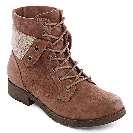 9f5abb045d54d Arizona Womens Yates Lace Up Boots - JCPenney