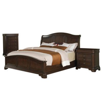 Picket House Furnishings Conley Panel 3-pc. Bedroom Set