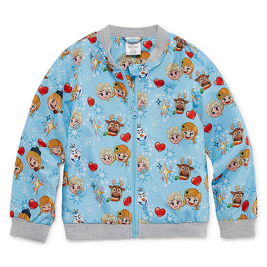 Disney Frozen Midweight Softshell Jacket Preschool / Big Kid Girls