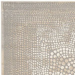 Safavieh Meadow Collection Benson Dots Area Rug