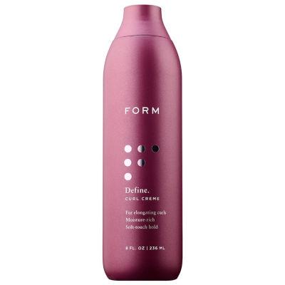 FORM  Define. Curl Crème