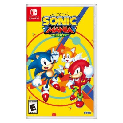 Nintendo Switch Sonic Mania Plus Video Game