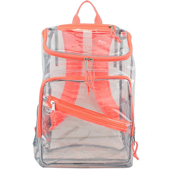 Fuel Clear Backpack