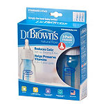 Dr. Brown's® 3-pk. Natural Flow® 4 oz. Standard Bottles