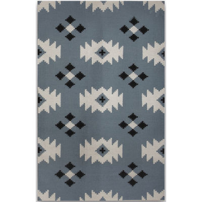 Amer Rugs Zara AB Flat-Weave Wool Rug