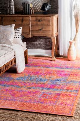 nuLoom Vintage Kaila Area Rug