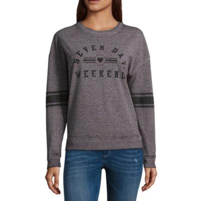 """""""Seven Day Weekend"""" Sweatshirt - Juniors"""